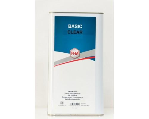 ЛАК BASIC CLEAR 5 Л