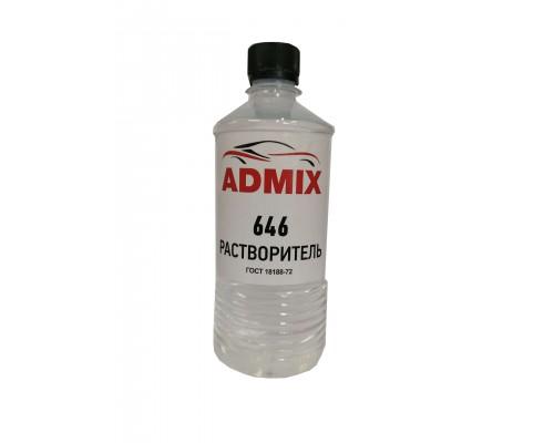 РАСТВОРИТЕЛЬ 646 ADMIX 0.5 Л
