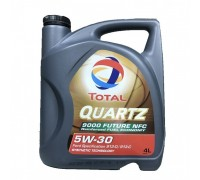 "МАСЛО МОТОРНОЕ ""TOTAL"" QUARTZ 9000 FUTURE 5W30 (4 Л) СИНТ."