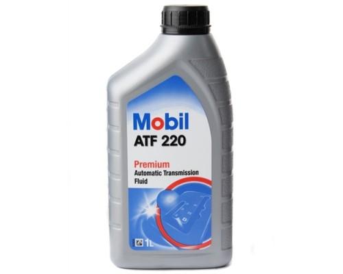 """МАСЛО ТРАНСМИССИОННОЕ """"MOBIL"""" ATF-220 D-II (1 Л) МИН."""