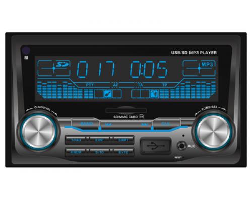 """ТЮНЕР CD+MP3 """"ACV AVS-2500"""" 2DIN"""
