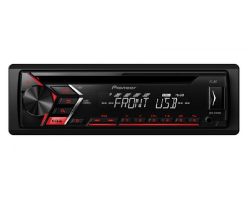 "ТЮНЕР CD+MP3 ""PIONEER DEH-S100UB"""