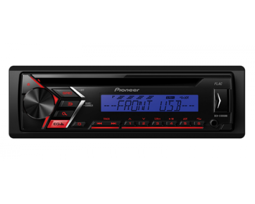 """ТЮНЕР CD+MP3 """"PIONEER DEH-S100UBB"""""""