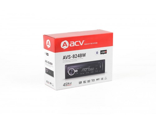 АВТОМАГНИТОЛА ACV AVS-824BW 24V BLUETOOTH