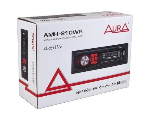 АВТОМАГНИТОЛА AURA AMH-210WR