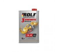 МАСЛО ROLF 3-SYNTHETIC 5W30 A3/B4 (СИНТ, 1 Л)