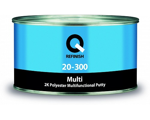 ШПАТЛЕВКА G-MULTI PUTTY Q-REFINISH 1000 ГР
