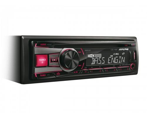 """ТЮНЕР CD+MP3 """"ALPINE CDE-190R"""""""