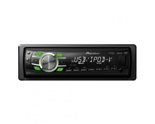 "ТЮНЕР CD+MP3+DVD ""PIONEER DVH-P430UB""+ПУЛЬТ"