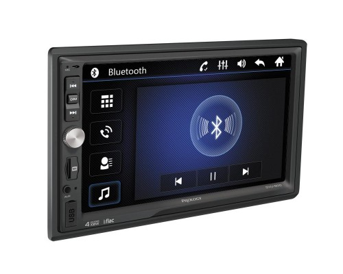 "ТЮНЕР CD+MP3+DVD ""PROLOGY DVU-800"" 2 DIN"
