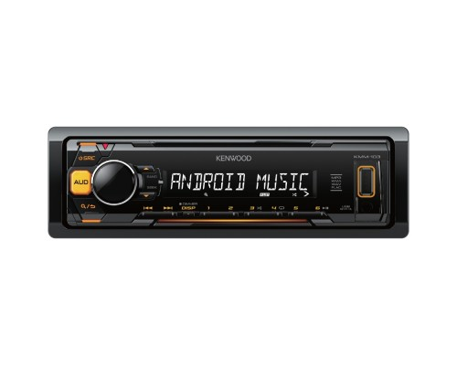 "ТЮНЕР CD+MP3 ""KENWOOD KMM-103AY"""