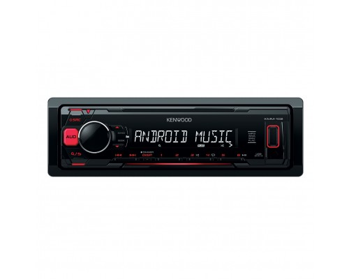 "ТЮНЕР CD+MP3 ""KENWOOD KMM-102RY"""